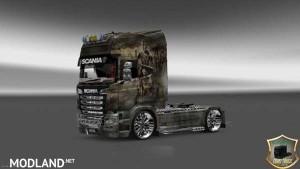 Scania Streamline Crusade Skin