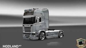 Scania Streamline Green Yonder Skin