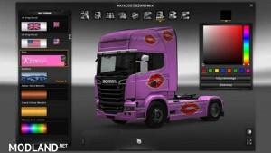 Scania Streamline Kiss Skin