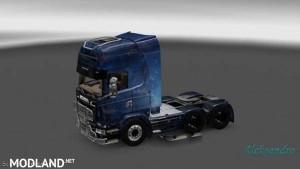Scania Streamline Kosmos Skin