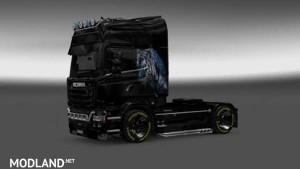 Scania Streamline Panther Skin, 1 photo