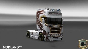 Scania Streamline Valcarenghi Skin
