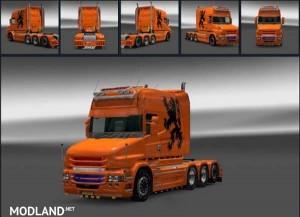 Scania T Dutch Skin
