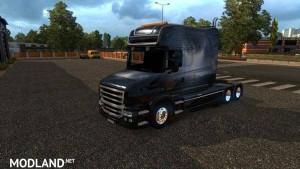 Scania T EXC Longline RJL Sci Fi Skin