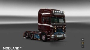 Scania the World of Vikins Skin, 1 photo
