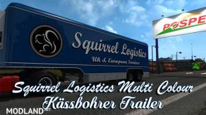 Squirrel Logistics Trailer skin, 4 photo