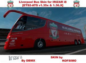 [1.36] KofSimo - Irizar i8 - Liverpool FC Bus Skin, 1 photo