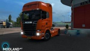 Trapioni Transport Scania Streamline skin