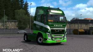 Verhoeven Transport Ridderkerk skin for Volvo FH&FH16 2012, 2 photo