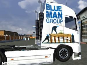 Volvo Blue Man Group v 2.0, 3 photo