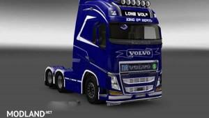 Volvo FH 2013 Ohaha Ultimate Power Skin, 1 photo
