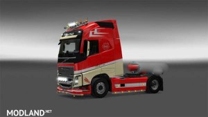 Volvo Fh16 Holland Style Combo Pack, 1 photo