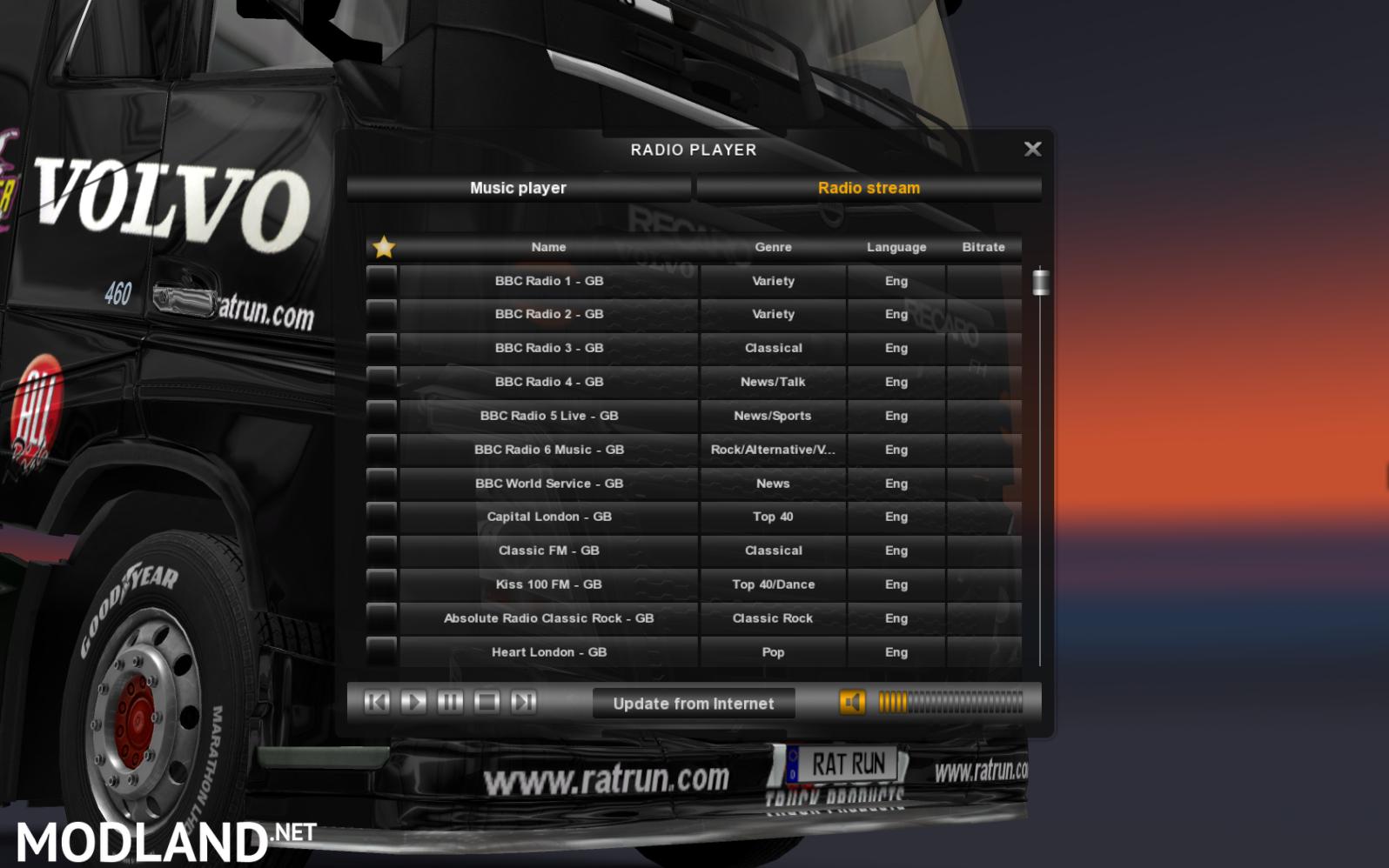 Euro truck simulator 2 как сделать радио - Dezobs.ru