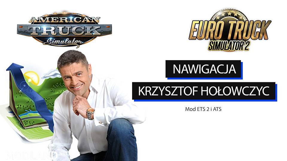 Voice Krzysztof Hołowczyc