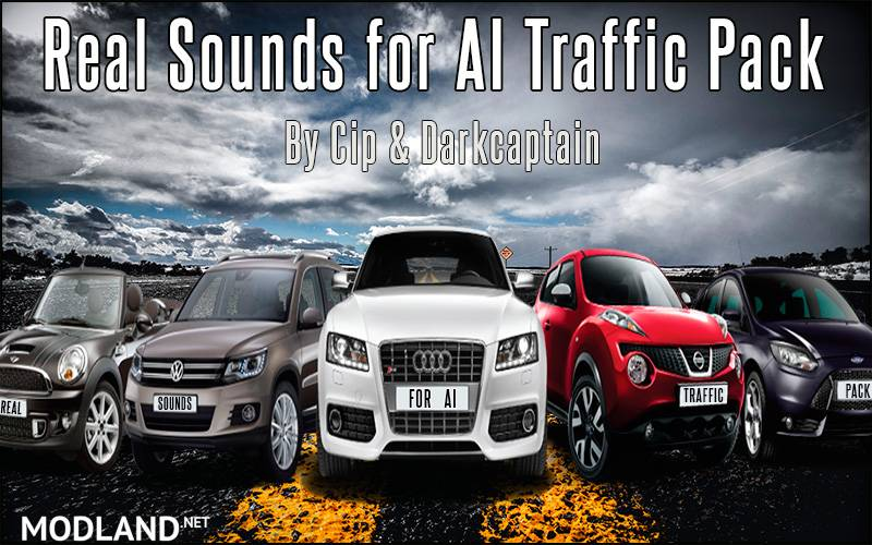 Real Sounds for Ai Traffic Pack by Jazzycat