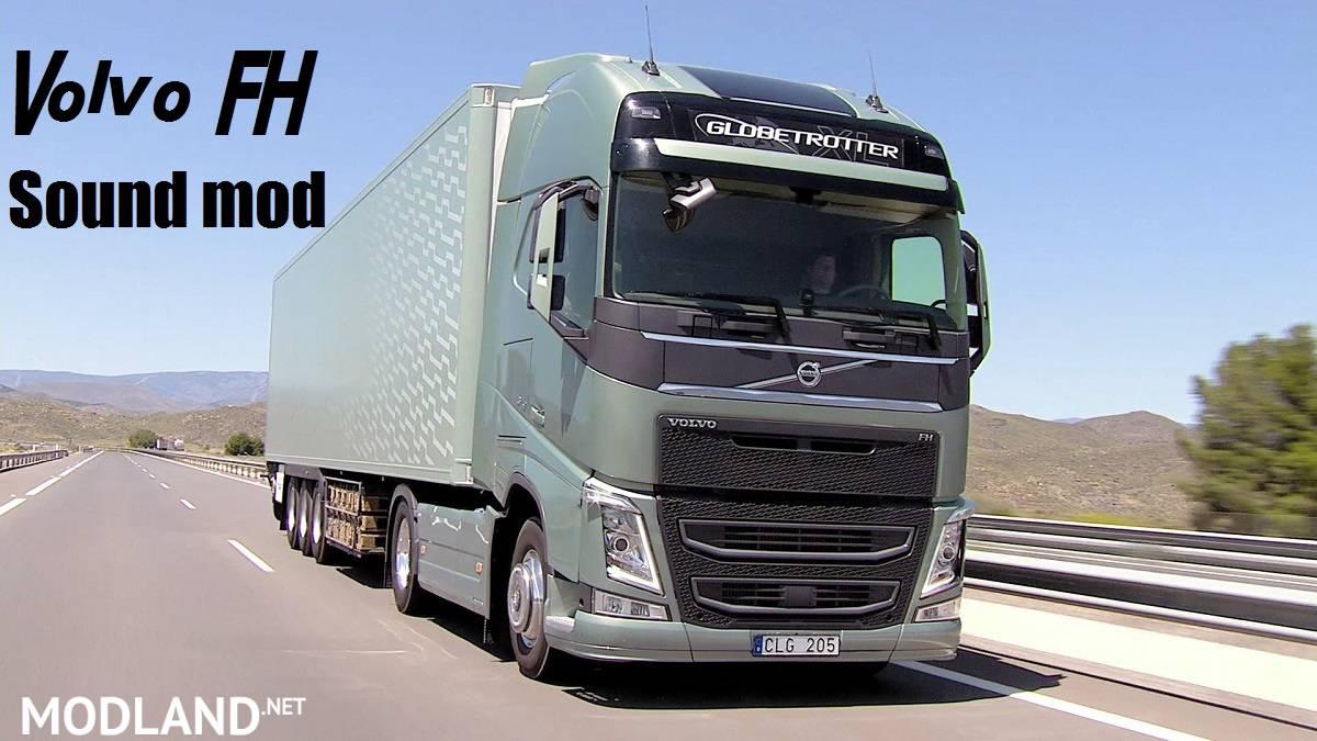 Volvo FH sound