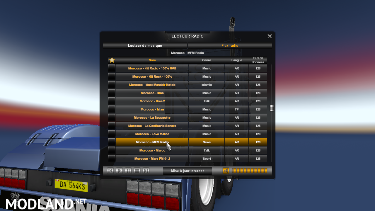 Morocco5tations 6.0 FOR - ATS & ETS2 1.33