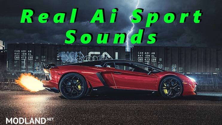 Sounds for Sport Cars Traffic Pack