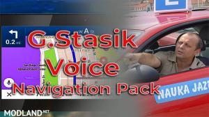 G.Stasik Voice Navigation Pack, 1 photo