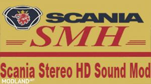 Scania Stereo HD Sound Mod, 1 photo