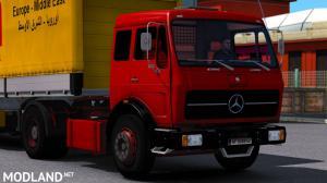 Mercedes 1632 NG OM404 V12 Sound mod, 1 photo