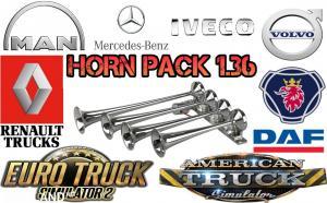 Horn Pack 1.36, 1 photo