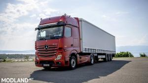 NEW DETROIT DİESEL 13 SERİES ENGİNES WİTH SOUNDS FOR NEW ACTROS, 1 photo