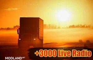 +3300 Radio Stations v 3.0 - External Download image