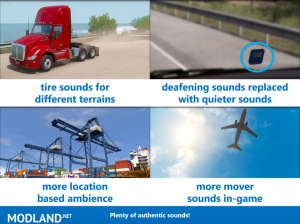 Sound Fixes Pack v20.4  ETS2 only 1.36, 3 photo