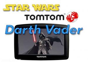 TomTom Voice Darth Vader Star Wars, 1 photo