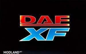 DAF XF Open Pipe Sound v 10
