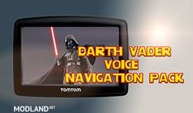 Darth Vader Voice  Navigation Pack