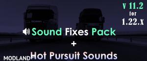 Sound Fixes Pack + Hot Pursuit Sounds v 11.2
