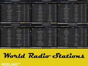 World Radio Stations V12 - External Download image