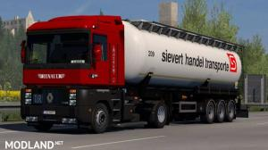 Renault Magnum EE9 V8 Sound Mod v 1.1.1, 1 photo