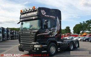 Scania Lepidas V8 Sound V 12.0, 1 photo