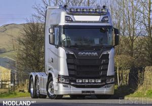 DC16(V8) ENGINE SOUND FOR SCANIA NEXTGEN, 1 photo