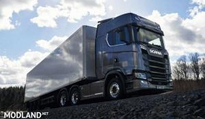 Scania V8 Euro 6 Stock Sound Mod v 8.0, 1 photo