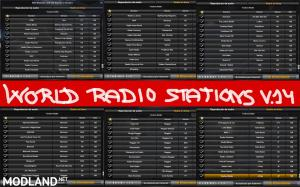 World Radio Stations v 14