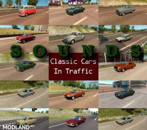 Sounds for Classic Cars Traffic Pack by TrafficManiac v 1.5, 1 photo
