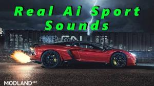 Sounds for Sport Cars Traffic Pack by TrafficManiac v5.2