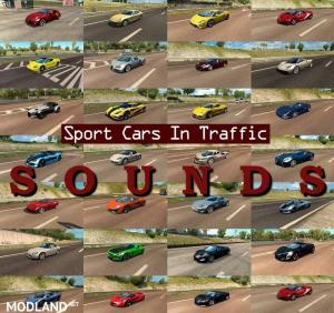 Sounds for Sport Cars Traffic Pack by TrafficManiac v 2.0, 1 photo