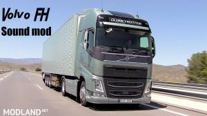 Volvo FH sound v 1.0