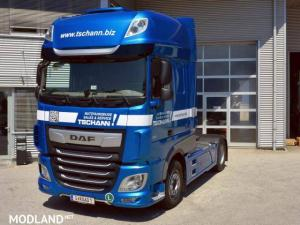 Real Paccar Mx Sound For Daf XF106, 1 photo