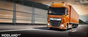 DAF XF-Real Pipe Sound
