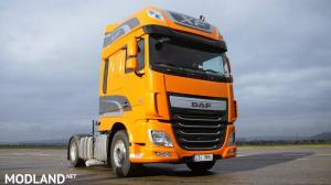 Real Paccar MX 13 Sound for DAF XF Euro 6, 1 photo