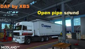 Daf F241 Open Pipe Sound, 1 photo
