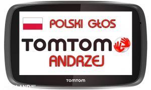 Polish Voice TomTom Andrzej, 1 photo