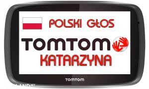 Polish Voice TomTom Katarzyna, 1 photo