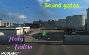 Sound gates v 2.0